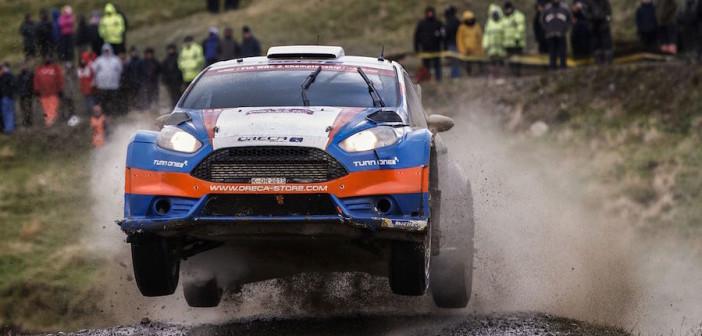 CAMILLI E OSTBERG NEL WRC CON FORD
