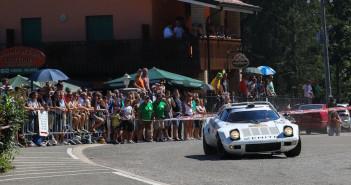 Erik Comas ha vinto il Terzo Raggruppamento e il Trofeo Rally '70.