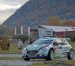 Lo Svedese Bergkvist vincitore del titolo ERC Junior 2015