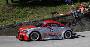 L'Audi TT RS di Antonicelli