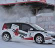La Dacia di Lagorce in azione