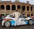 Andreucci e la Peugeot 208 T16 si preparano per scendere nuovamente nell'arena.