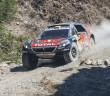 Stephane Peterhansel, al successo numero dodici nella Dakar.