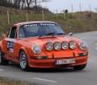 La Porsche dei vincitori.