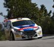 Paolo Andreucci, porta ancora una volta la sua Peugeot sul gradino più alto del podio.
