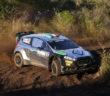 La Fiesta WRC di Bertelli sulle strade della Pampa