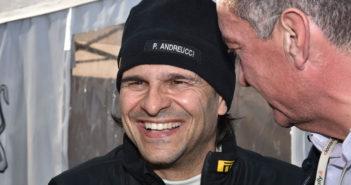 Paolo Andreucci guarda avanti.