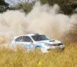 La Subaru Impreza di Jassy Singh.