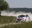 La Peugeot 208 VTI R R2B di Testa lascia gli avversari nella polvere.
