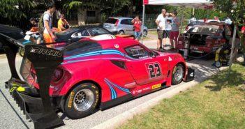 Ancora una volta ferma ai paddock l'Alfa Romeo C4, bella ma impossibile?