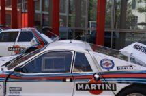 Alcune delle più blasonate vetture del marchio di Chivasso