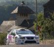 La Focus WRC di Marty sulle strade del Rouergue