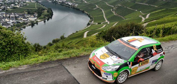 SUL WRC JUNIOR E' TEMPESTA