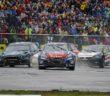 La 208 di Loeb è la prima a scattare dai blocchi della finale.