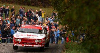La Lancia 037 di Pedro protagonista al due Valli