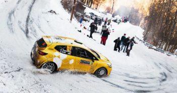PANZANI A PODIO NEL WRC3