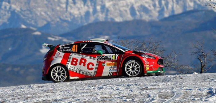 BASSO IN CORSICA A TUTTO WRC2