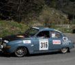 Gandino e Scarcella, sulla Saab 96 V4 vincitori della gara non FIA