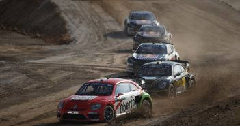 Speed e Foust mettono in fila il plotone del GRC.