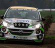 L'Adam Opel di Sartor Ometto autori di ottime performance.