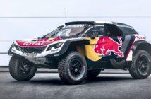 La nuova 3008 DKR Maxi