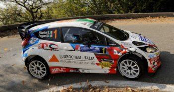 Stefano Albertini lascia il segno anche al rally di Como.