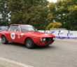 La Lancia Fulvia del vincitore Roberto Crugnola