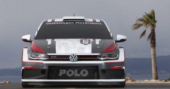 La nuova Vw Polo GTI R5 nella presentazione Maiorchina