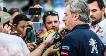 L'assalto dei media al service Peugeot