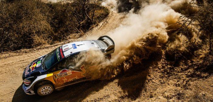 La Fiesta di Ogier se ne va e lascia gli avversari nella polvere.