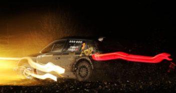 Lo Svedese Ahlin vincitore della passata edizione del Border Counties Rally