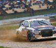 Ekstrom e la sua Audi volano anche nel fango della Q1