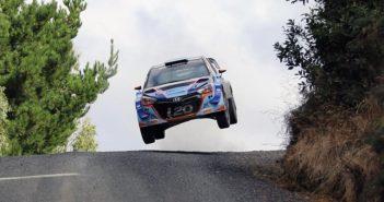 Paddon mette le ali alla Hyundai i20 in versione AP4