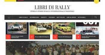 Il nuovo database del libro da rally.