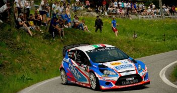 La Fiesta WRC by Zonca di Albertini suona sempre una marcia trionfale.