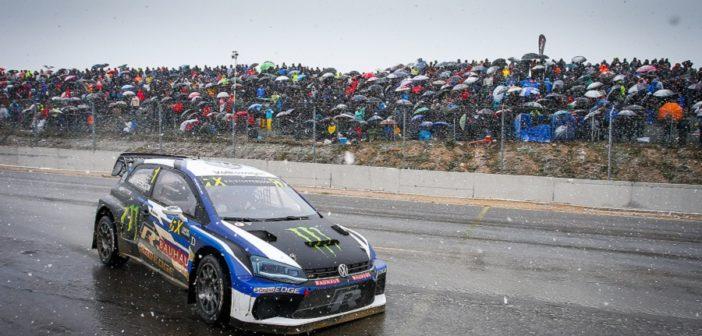 Kristoffersson resiste al ritorno di Loeb.