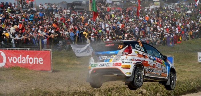 NEL WRC JUNIOR OLDRATI E' SECONDO