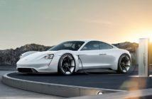 La nuova Porsche full elettrica