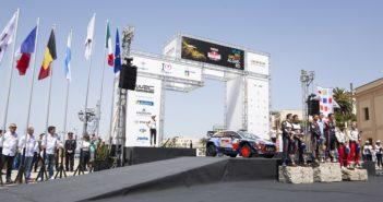 Il podio finale della Sardegna firmata Alghero