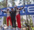 La Festa Finlandese con il boss Toyota, che sogna e vuole il rally di casa.