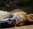 La Toyota di Tanak buca il muro della polvere Turca