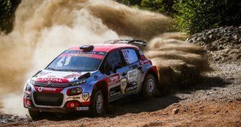 WRC2 TEMPESTINI E' SECONDO