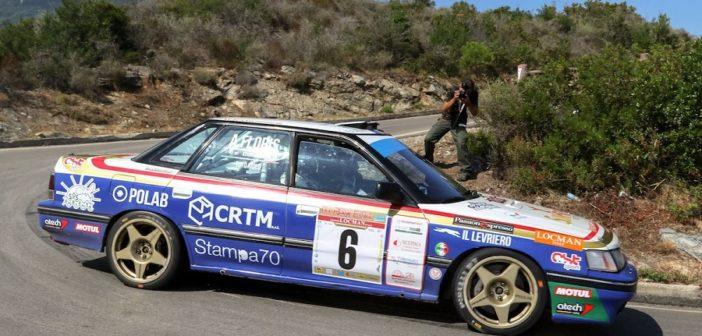 La Legacy del forte driver Siculo.