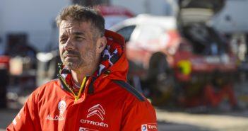 Loeb sarà l'ago della bilancia nella corsa al titolo.