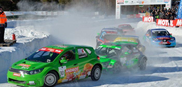 Lagorce prende la testa della super finale di gara 2.