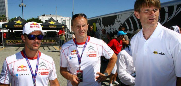Gronholm e Loeb nella loro ultima sfida agli X-Games