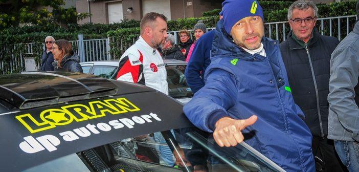 Basso, Loran e DP Autosport nelle prove generali del Valmerula