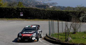 La DS3 WRC di Pedersoli regina sulle strade di casa