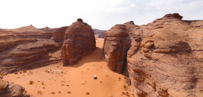 Per la Dakar si spalancano le porte dei deserti Arabi