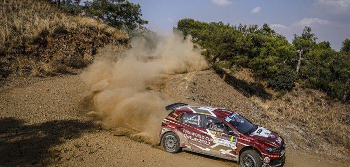 Nasser e la Polo R5 lasciano gli avversari nella polvere.